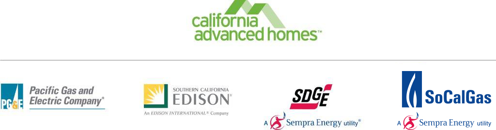 California Advanced Homes Program